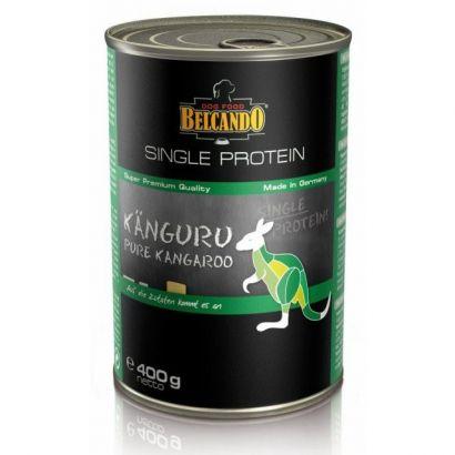 Conserva Caine Belcando Single Protein Cangur - 400 Gr