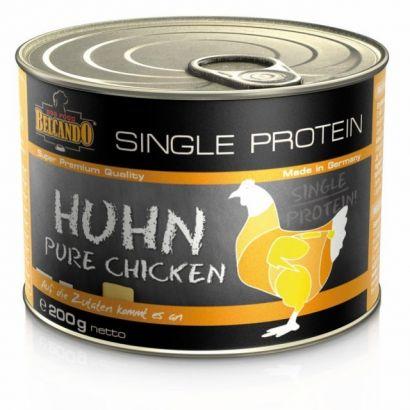 Conserva Caine Belcando Single Protein Pui - 200 Gr