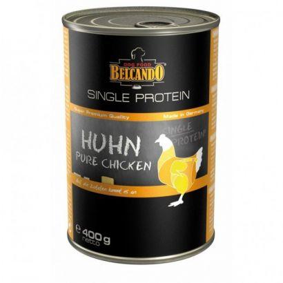 Conserva Caine Belcando Single Protein Pui - 400 Gr