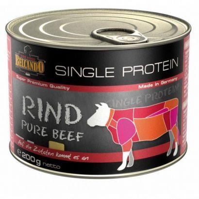 Conserva Caine Belcando Single Protein Vita - 200 Gr