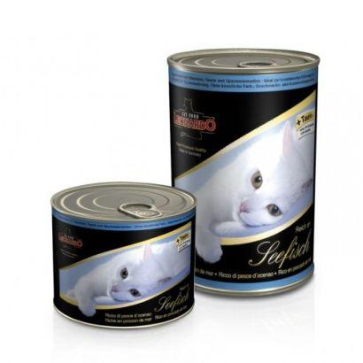Conserva Pisica Leonardo Peste Oceanic - 400 Gr