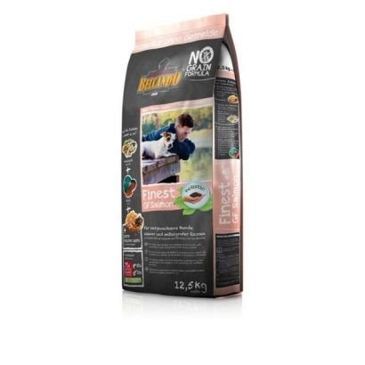 Hrana Caine Belcando Adult Grain Free Somon - 12.5 Kg