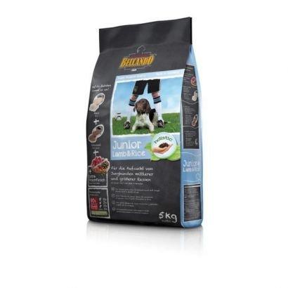 Hrana Caine Belcando Junior Lamb/rice - 5 Kg