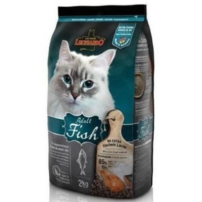 Hrana Pisica Leonardo Adult Sensitive Peste - 2 Kg