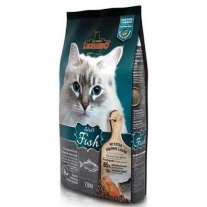 Hrana Pisica Leonardo Adult Sensitive Peste - 7.5 Kg