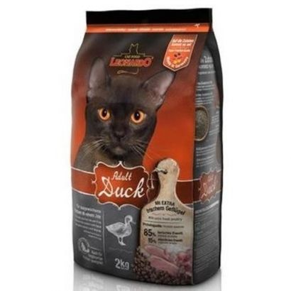 Hrana Pisica Leonardo Adult Sensitive Rata - 2 Kg