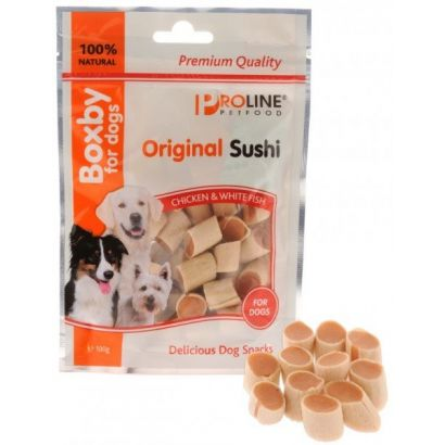 Proline Boxby Sushi For Dogs - 100 G