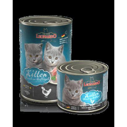 Leonardo Cons Kitten 200 G