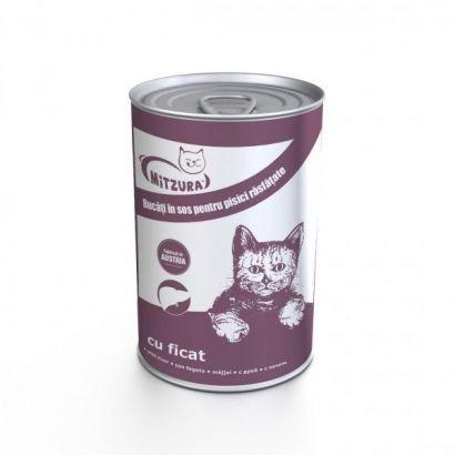 Mitzura Cat Conserva Ficat 415 G