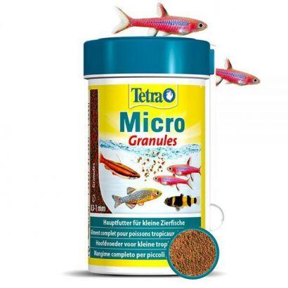 Tetra Micro Granule 100 Ml