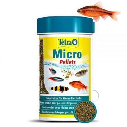 Tetra Micro Pelete 100 Ml