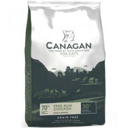 Canagan Cat Grain Free Pui - 375 Gr.