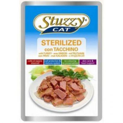 Stuzzy Plic Sterilized Curcan - 100 Gr.
