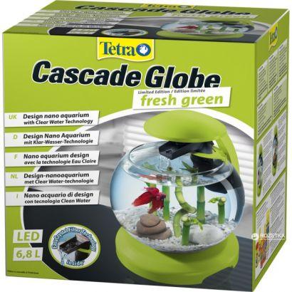 Bol Acvariu Tetra Cascade Globe 6.8 L Verde