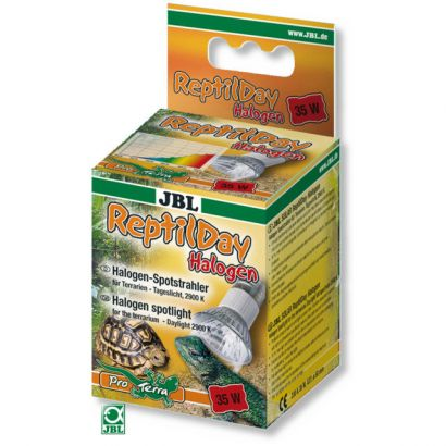 Bec JBL ReptilDay 50 W Halogen