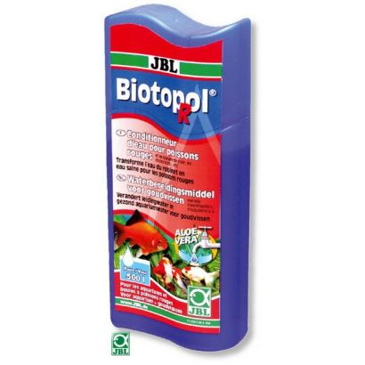 Solutie tratare apa JBL Biotopol R 100 ml  pentru 200 l