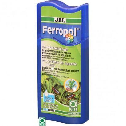Fertilizant lichid JBL Ferropol 250 ml pentri 1000 l