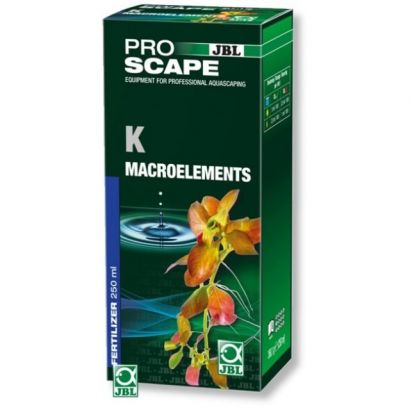 Fertilizant JBL ProScape K Macroelements 250ml