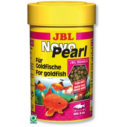 Hrana pentru carasi peleti JBL NovoPearl 100 ml