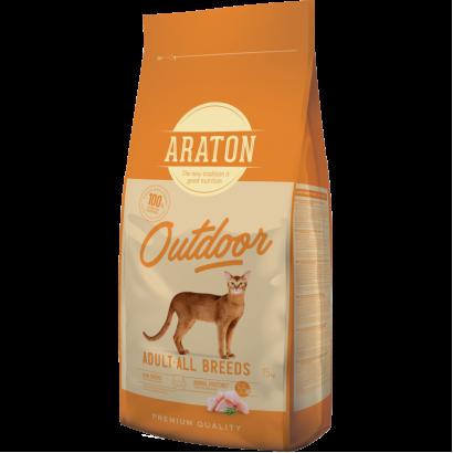 Araton Cat Adult Outdoor 15 Kg