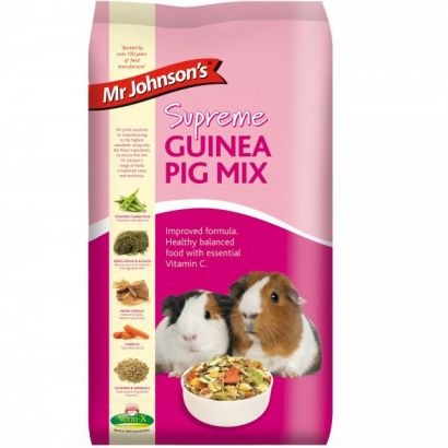 Mr. Johnson`s Supreme Guinea Pig Mix 900 Gr