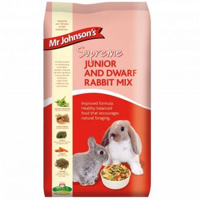Mr. Johnson`s Supreme Junior Dwarf/rabbit 900 Gr