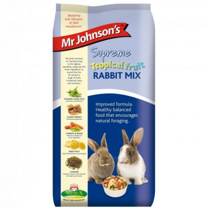 Mr. Johnson`s Supreme Tropical Fruit Rabbit 900 Gr