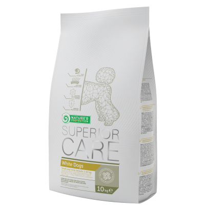 Natures Protection Superior Care White Dog Small Breeds 10 Kg