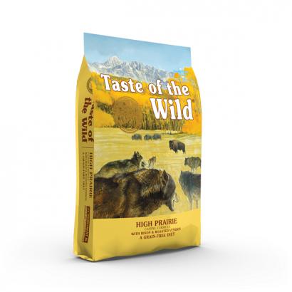 Taste of the Wild High Prairie - 2 Kg