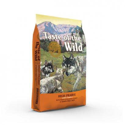 Taste Of The Wild High Prairie Puppy - 2 Kg
