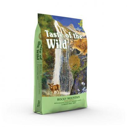 Taste Of The Wild Rocky Mountain - 6.6 Kg