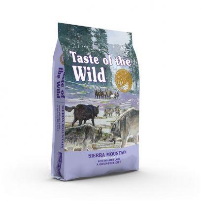 Taste Of The Wild Sierra Mountain - 2 Kg