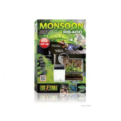 Umidificator Exo Terra Monsoon Rs400